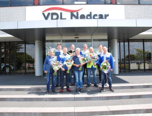 Rayonleiders VDLNedcar: gefeliciteerd!